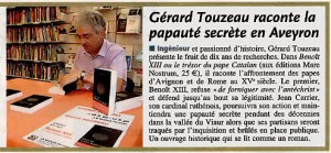 Centre Presse, 2 août 2011
