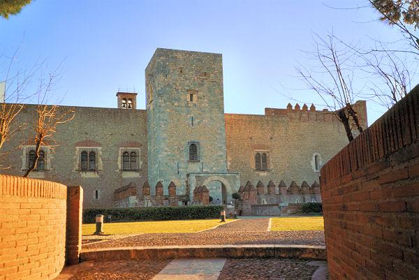 Tour de l'Hommage du Palais des Rois de Majorque (Perpignan)